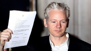 Julian Assange Raising The Ante