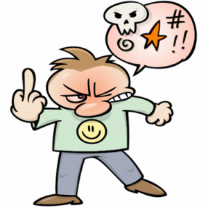 swearing reduces feeling of pain