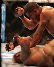 UFC as a sign of our times 1